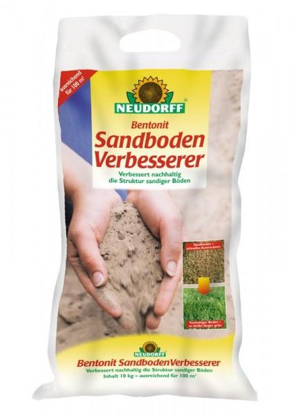 Bentonit SandbodenVerbesserer, 10 Kg zur Aufbereitung von sandigen Böden 1,40 €/1Kg