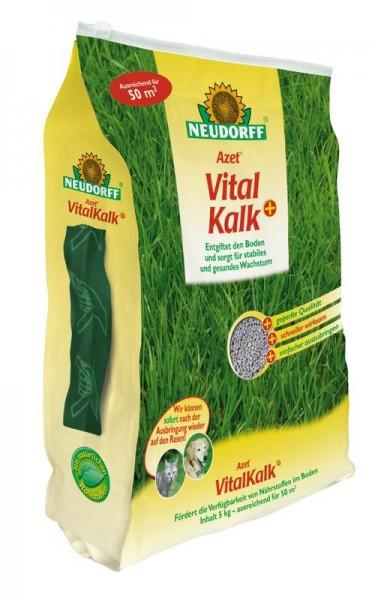Neudorff Azet Vitalkalk und kohlensaurer Kalk für die Bodenfruchtbarkeit entgiftend 5 Kg 1,39 €/1 Kg