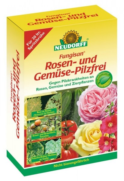 Fungisan Rosen- und Gemüse-Pilzfrei gegen viele Pilzkrankheiten, 16 ml Flasche, 74,79 €/100 ml