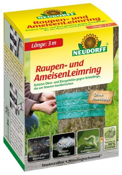 2,32 €/m Neudorff Raupen und Ameisen Leimring zum ganzjährigen Schutz 3 Meter in der Schachtel