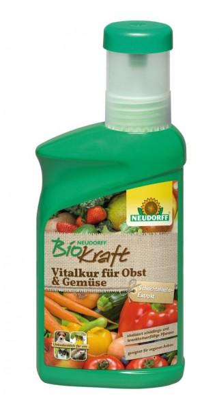 33,17 €/Liter Neudorff BioKraft Vitalkur für Obst und Gemüse natürlicher NPK-Dünger 300 ml Flasche
