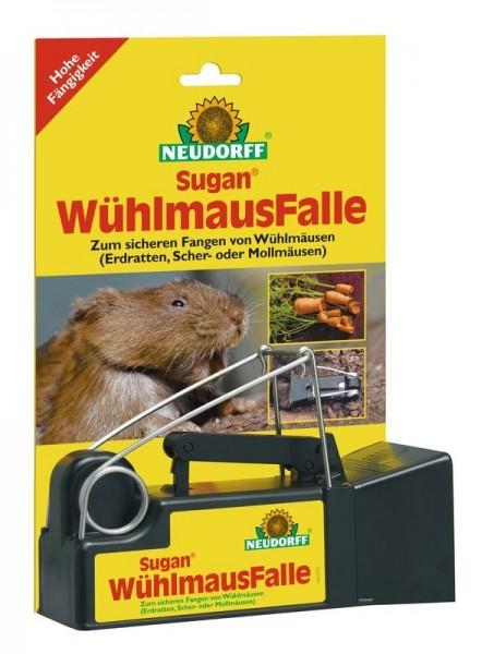 Sugan WühlmausFalle, zum Fangen von Wühlmäusen, Erdratten Scher- oder Mollmäusen 1 Falle pro Packung