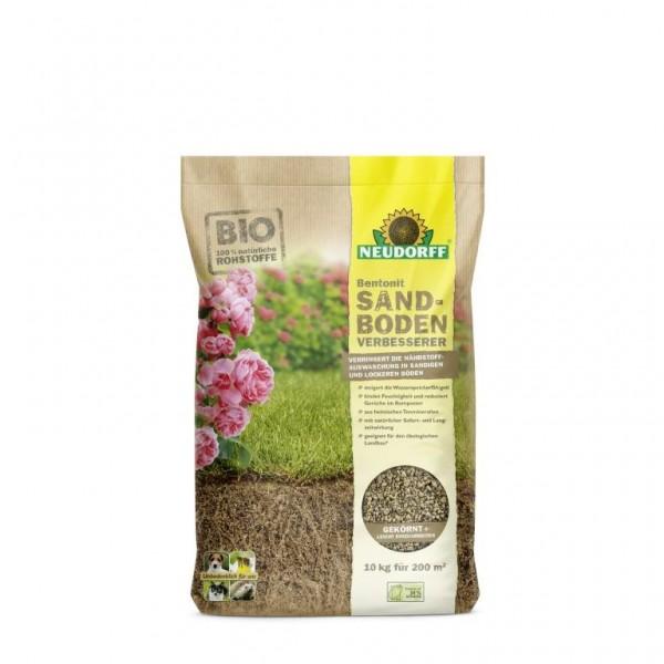 1,50 €/kg Bentonit SandbodenVerbesserer 10 Kg zur Aufbereitung von sandigen Böden