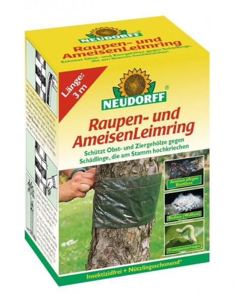 Neudorff Raupen und Ameisen Leimring zum ganzjährigen Schutz 3 Meter in der Schachtel 2,32 €/1 Meter