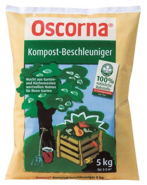 2,59 €/kg Oscorna Kompost Beschleuniger, beschleunigt die Verrottung von Kompost 5 Kg,