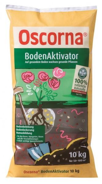 2,30 €/kg Oscorna Bodenaktivator für die Bodenverbesserung, Bodenhilfsstoff, 10 Kg Beutel,