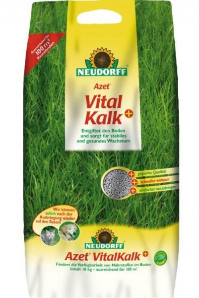 Neudorff Azet VitalKalk+ 10 Kg kohlensaurer Kalk für die Bodenfruchtbarkeit, 0,995 €/1 Kg