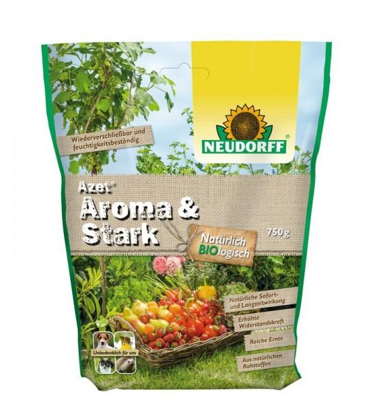 Azet AromaStark Vitalkali zur Stärkung der Pflanzen 750 g Standbodenbeutel 0,80 €/ 100 g