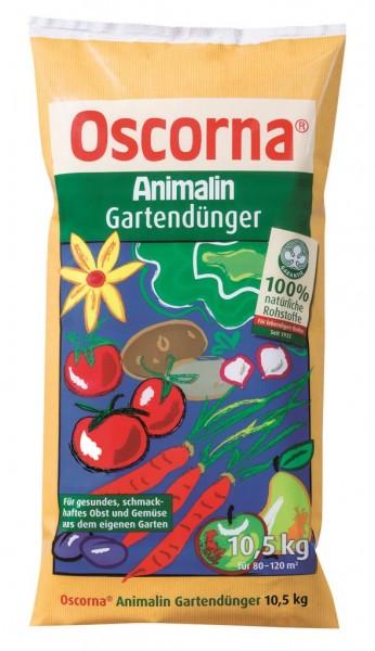 Oscorna Animalin Gartendünger, Naturdünger 10,5 Kg Beutel, organischer NPK-Dünger 2,57 €/1 Kg