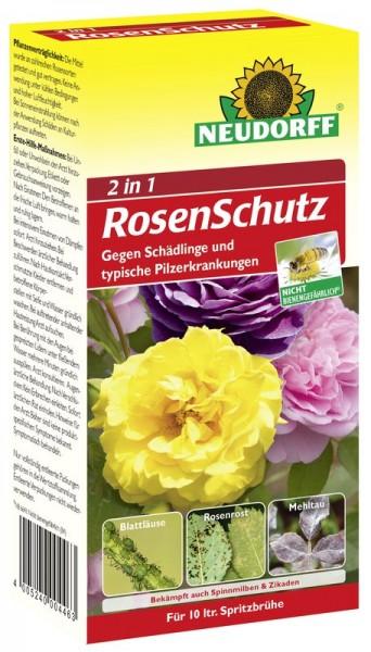 11,99 €/100 ml Neudorff 2 in1 RosenSchutz gegen Insekten und Pilzkrankheiten, Kombipack