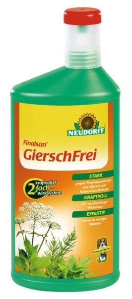 Finalsan GierschFrei, schnelle und anhaltende Wirkung, biologisch abbaubar, 1 Liter Flasche