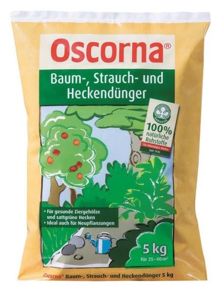 3,19 €/kg Oscorna Baum Strauch und Heckendünger 5 Kg Beutel, organischer NPK-Dünger